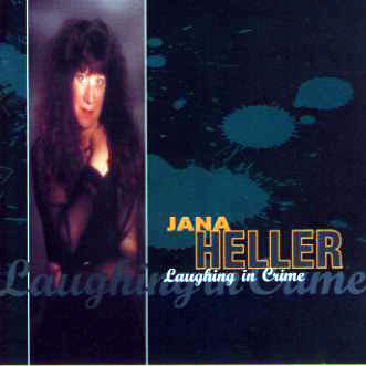 Jana Heller - Laughing in Crime cover