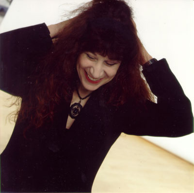 Jana Heller - from Laughing in Crime photo session